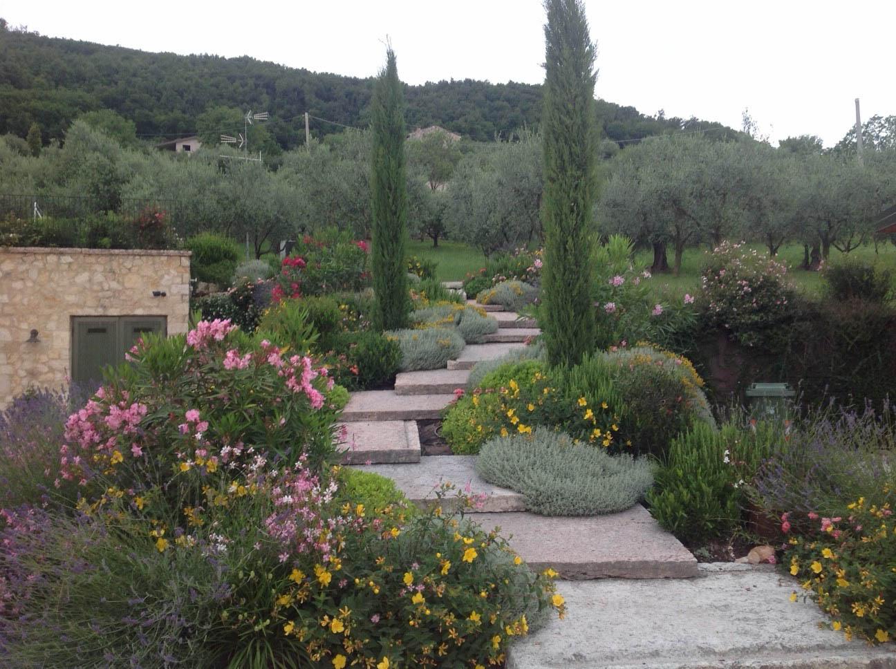 Bellamoli giardini giardini provenzali - Giardini foto immagini ...